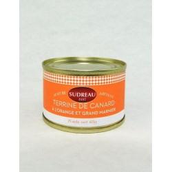 Terrine de canard à l'orange et Grand Marnier 65g