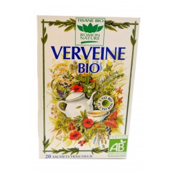 TISANE VERVEINE BIO ROMON NATURE