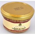 Terrine de faisan aux griottes 90g - Fines Saveurs de Lyon