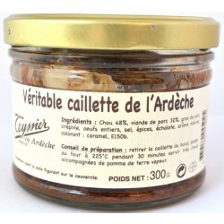 Mirvine : Véritable Caillette de l'Ardèche