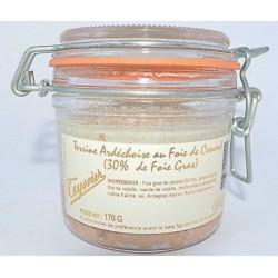 Terrine Ardéchoise au Foie de Canard 170g - Mirvine