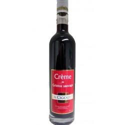Crème de griottes sauvage