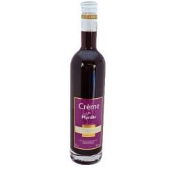 Crème de myrtille 50cl - Mirvine