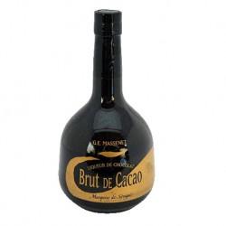 """Liqueur de chocolat 70cl - """"Brut de cacao"""""""