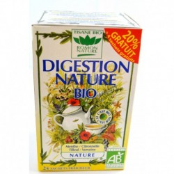 Tisanes digestion nature BIO boite 20 infusettes - Romon Nature