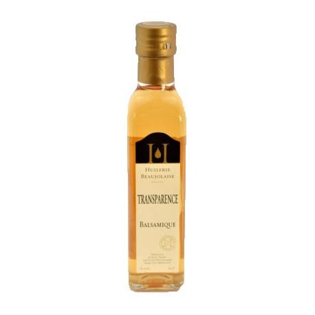 Vinaigre balsamique blanc 50cl - Mirvine