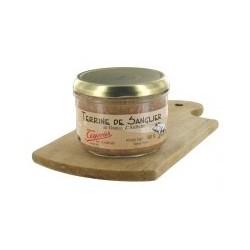 Terrine de sanglier au Marc de Bourgogne 180g - Teyssier