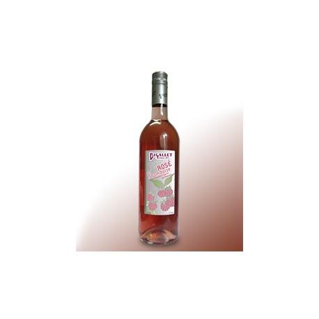 Rosé framboise 75cl