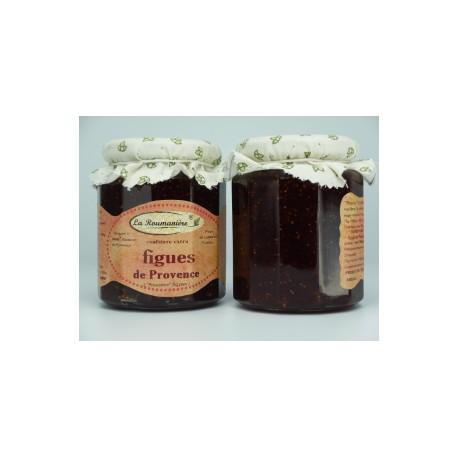 Confiture figues de Provence 325g