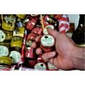 Moutarde au Cassis 25g - Fallot