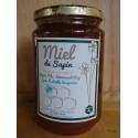 """Mirvine : Miel de sapin """"L'Abeille Turquoise"""" 1kg"""