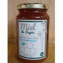 """Mirvine : Miel de sapin """"L'Abeille Turquoise"""" 500g"""