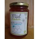 """Miel d'Ardèche """"L'Abeille Turquoise"""" 1kg - Mirvine"""