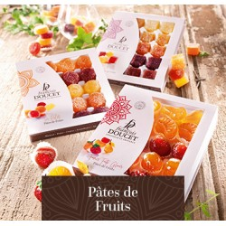 Mirvine : Pâtes de fruits Grand Arôme