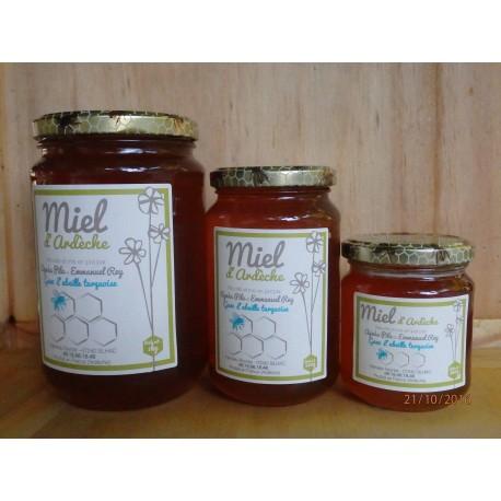 """Miel de Montagne """"Les Ruchers de la Brévenne"""" 1kg"""