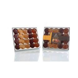 Mirvine : Pâtes de fruits forme fruits sucrés