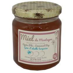 Miel de Montagne des Monts du Lyonnais 250g