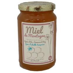 Miel de Fleurs des Monts du Lyonnais 500g