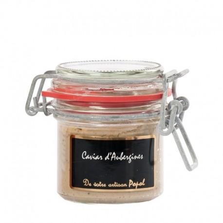 Mirvine : Caviar d'aubergines