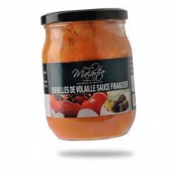 Quenelles Lyonnaises Sauce Nantua