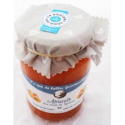 Gourmandise à l'abricot des Monts du Lyonnais (Confiture allégée en sucre)