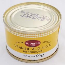 Mirvine : Terrine aux noix du Périgord