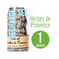 Mirvine : sel aux herbes de Provence
