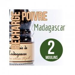 Mirvine : Poivre noir de Madagascar