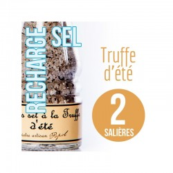 Mirvine : sel à la truffe