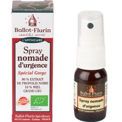 Mirvine : spray nomade d'urgence 15ml
