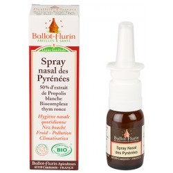 Mirvine : spray nasal des Pyrénées 15ml
