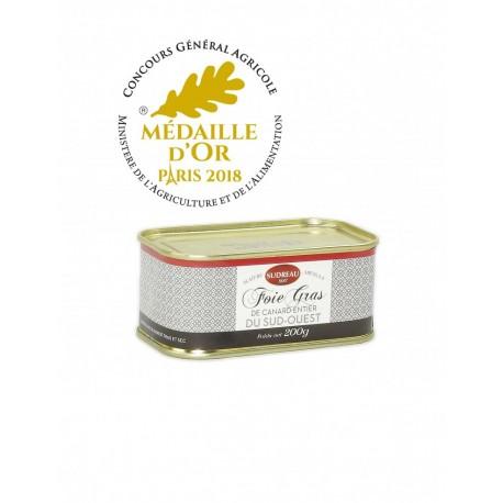 Foie gras entier de canard IGP Sudreau 200g - Mirvine