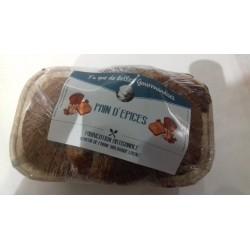Mirvine : pain d'épice PUR MIEL