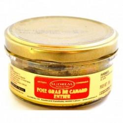 Foie gras entier de canard IGP Sudreau - Mirvine