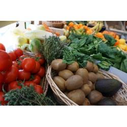 Panier de fruits et légumes - Format Mini