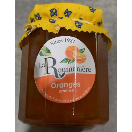 Confiture d'oranges amères - La Roumanière
