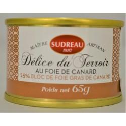 Mirvine - Délice du terroir 65g - Sudreau