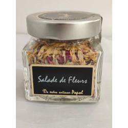 Mirvine : salade de fleur - Popol