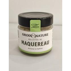 Rillette de maquereaux 100g - Groix&Nature