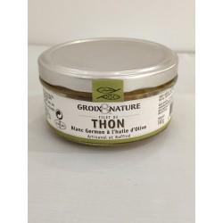 Filet de thon 140g - Groix&Nature