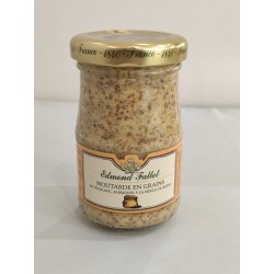 Moutarde en grains 105g - Fallot