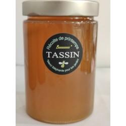 Miel doux: Récolte de printemps tassin 750g - Les abeilles du lyonnais