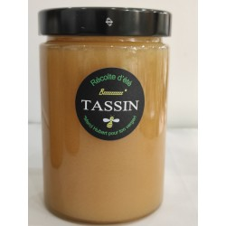 Miel doux: Récolte d'été 750g - Les abeilles du Lyonnais