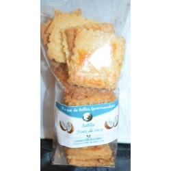 Mirvine : Sablés noix de coco