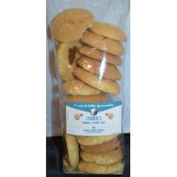 Cookies caramel beurre salé