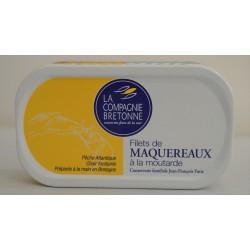 Filet de maquereaux à la moutarde