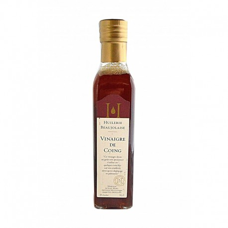 Vinaigre de coing artisanal 25cl - Mirvine
