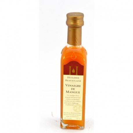 Vinaigre à la pulpe de mangue 10cl - Mirvine