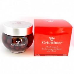 """Griottines """"Originale"""" 50cl avec coffret rouge - Mirvine"""