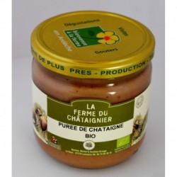 puree de chataignes d'Ardèche